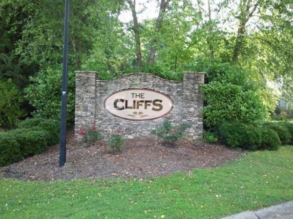 Refurbish Neighborhood Entrance Sign