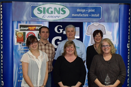 Signs & More Team