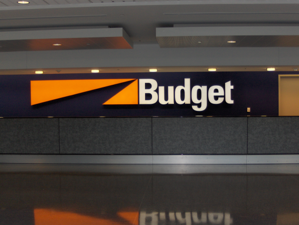 Budget Indoor LED Channel Letters