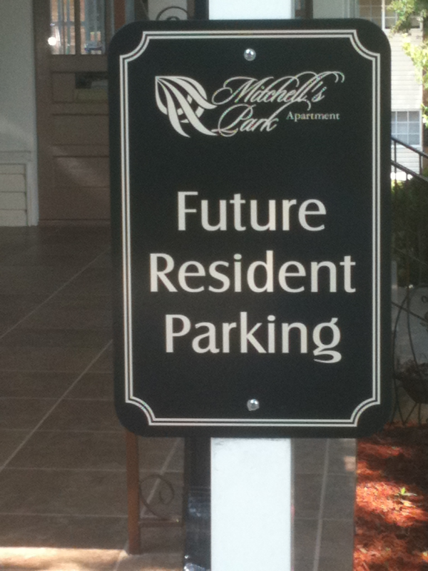 Future Resident Parking