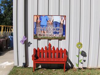 Church Sign - Children
