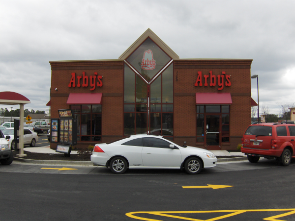 Arby's LED Channel Letters