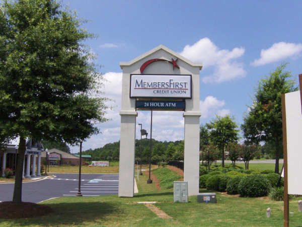 Entrance Marquee Sign