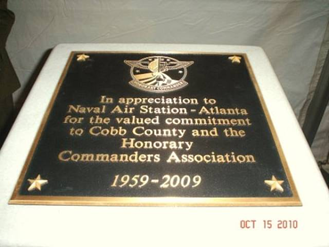 Appreciation Bronze Plaque