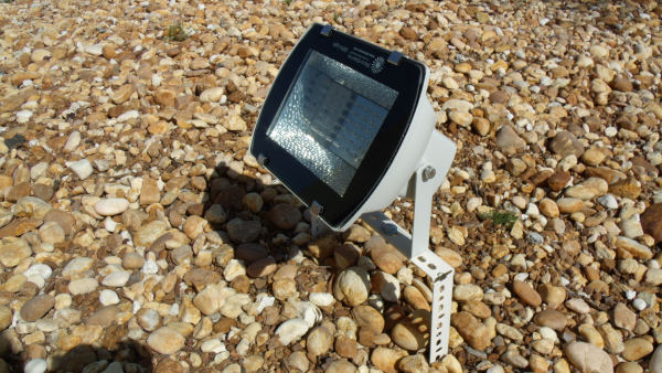 Solar Powered Flood Light