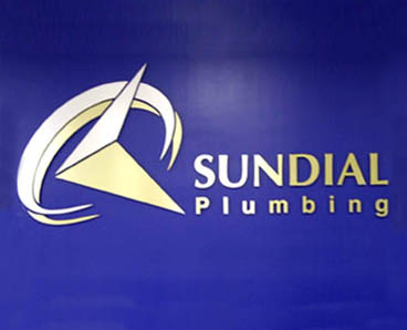 Sundial Plumbing Logo