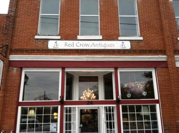 Kingston Storefront Sign