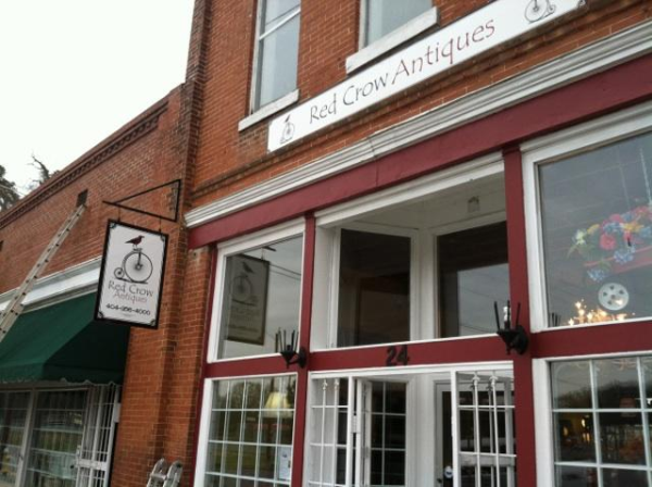 Kingston GA Store Signs