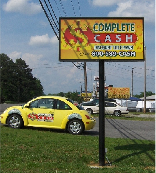 Multi-Site Location Signs By Signs & More, Inc