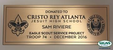 Boy Scout - Eagle Scout - Riviere - 3x8 Etched Bronze Plaque.jpg