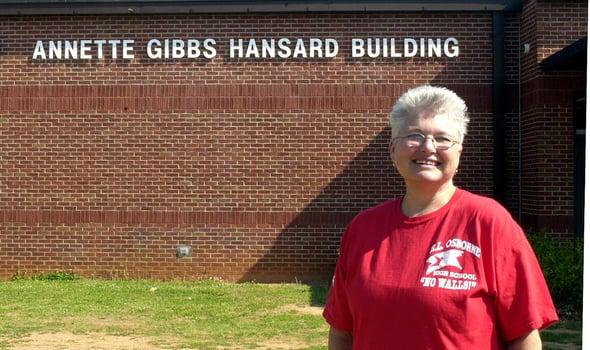 Dimensional Letter Building Signs for Schools in Atlanta