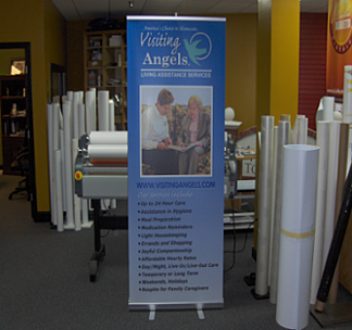 Retractable Banners for Corporate Events in Atlanta