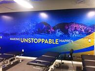 Wall Graphics and Wall Murals