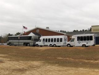 Bus graphics for Schools in Atlanta