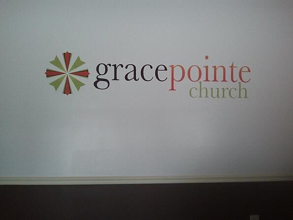 Wall Graphic Lobby Signs Marietta   Atlanta   Cartersville GA