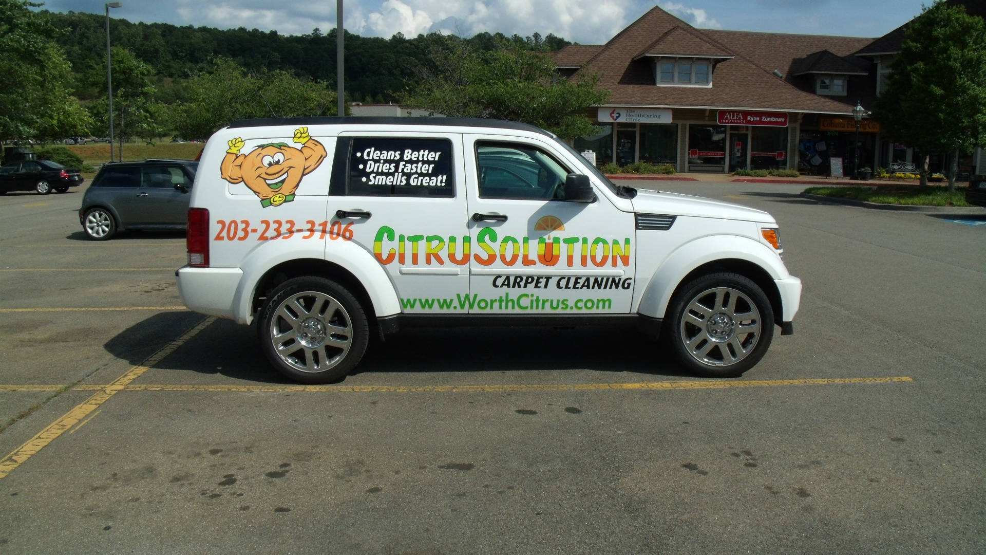 Partial Vehicle Wraps Amp Decals Just As Effective As Full