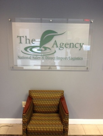 Standoff waiting room signs Marietta   Atlanta   Kennesaw GA